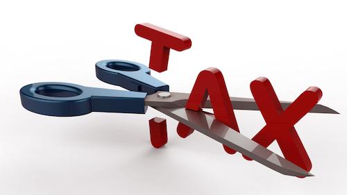 Great News, less tax!!!